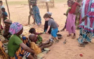 Ontdek Senegal met het gezin - inwoners