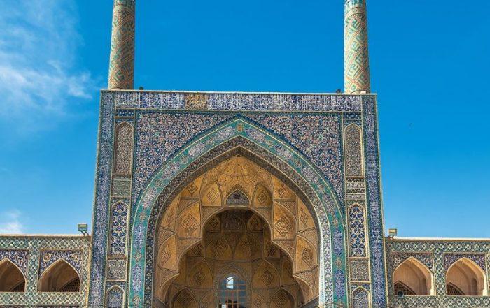 Met Leila Besharat naar Iran