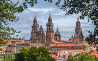 Katedraal van Santiago de Compostela