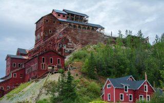 Rondreis Alaska - Kennecott kopermijn - Wrangell-St.Elias Natiaonal Park