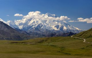 Rondreis Alaska - Mount Denali in het Denali National Park