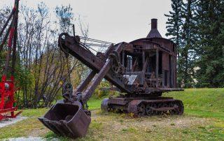 Rondreis Alaska - Pioneers Park in Fairbanks