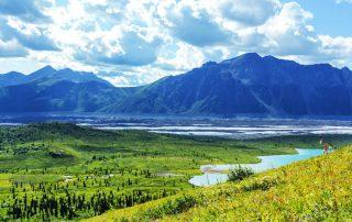 Rondreis Alaska - Wrangell-St. Elias National Park