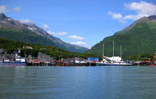 Rondreis Alaska - haven van Valdez