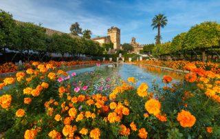 Rondreis Andalusië - Alcazar de los Reyes Cristianos -Cordoba