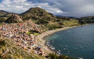 Rondreis Bolivië – Land van uitersten - Copacabana
