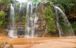 Rondreis Bolivië – Land van uitersten - Las Cuevas watervallen - Santa Cruz