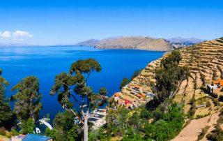 Rondreis Bolivië – Land van uitersten - Yumani op Isla del Sol - Titicacameer