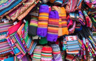 Rondreis Bolivië – Land van uitersten - souveniers - La Paz