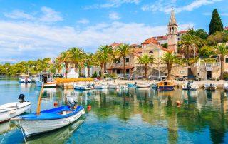 Rondreis Kroatië - Splitska op het eiland Brac