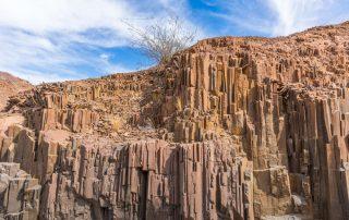 Rondreis Namibië - Twyfelfontein in Damaraland