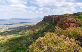 Rondreis Namibië - Waterberg Plateau National Park