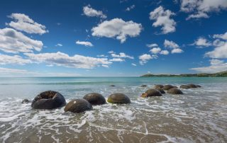 Rondreis Nieuw-Zeeland - Moeraki Boulders