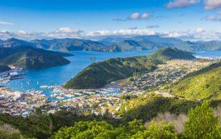 Rondreis Nieuw-Zeeland - Picton