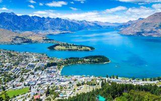 Rondreis Nieuw-Zeeland - Queenstown op Zuidereiland
