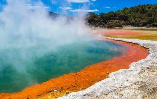 Rondreis Nieuw-Zeeland -Tongariro National Park - Rotorua