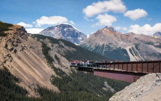 Rondreis West-Canada langs 6 nationale parken - Glacier Skywalk - Jasper National Park