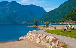 Rondreis West-Canada langs 6 nationale parken - Harrison Lake