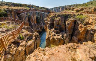 Rondreis Zuid-Afrika - Blyde River Canyon