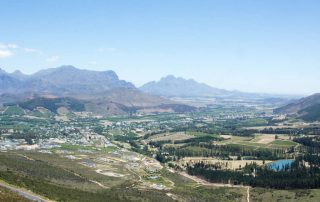 Rondreis Zuid-Afrika - Franchhoek