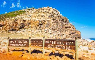 Rondreis Zuid-Afrika - Kaap de Goede Hoop