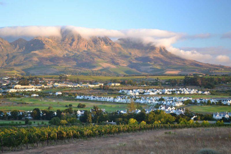 Rondreis Zuid-Afrika - Stellenbosch