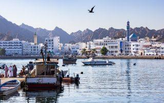Zomervakantie 2019 - Muttrah - Muscat - Oman