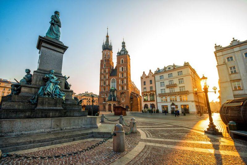 5-daagse vliegtuigreis naar Krakau met bezoek aan Czestochowa - Polen