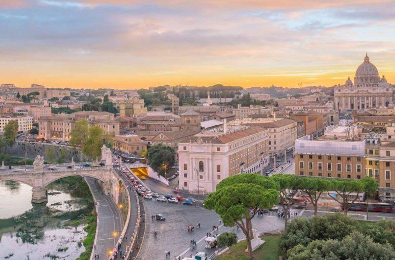 5-daagse vliegtuigreis naar Rome - Italië