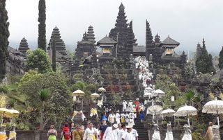 Bali, de favoriete bestemming van onze collega Sarah - Pura Besakih