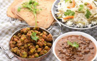 De Gouden Driehoek van India - Indiaas eten