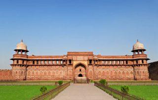 De Gouden Driehoek van India - Rode Fort - Agra