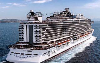 Promotie MSC Cruises - Grand Voyages