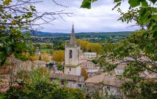 Geuren van de Provence - Mane - panorama