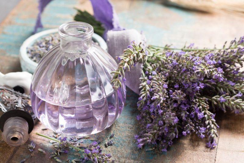 Geuren van de Provence - lavendel parfum