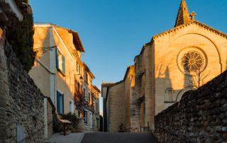 Rondreis Frankrijk - kerkje in Mazan