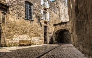 Rondreis Frankrijk - oude huizen - Saint-Rémy-de-Provence