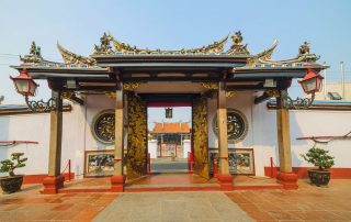 Rondreis Maleisië - Cheng Hoon Teng Temple - Malakka - Maleisië