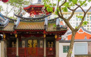 Rondreis Maleisië - Thian Hock Keng Temple - Singapore