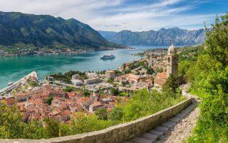 Rondreis Montenegro - Baai van Kotor