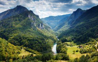 Rondreis Montenegro - Durmitor Nationaal Park - Tarakloof