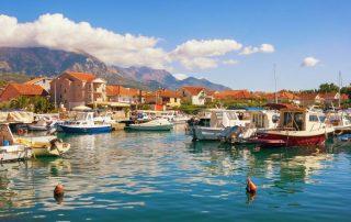 Rondreis Montenegro - Marina Kalimanj in Tivat