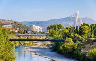 Rondreis Montenegro - Podgorica