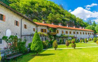 Rondreis Montenegro - klooster van Morača