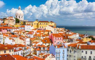 Rondreis Portugal - Lissabon