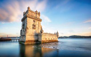 Rondreis Portugal - Lissabon - Torre de Bélem