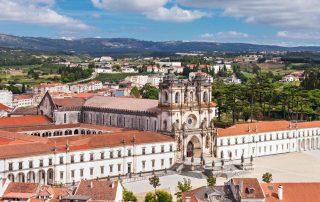 Rondreis Portugal - klooster van Alcobaça