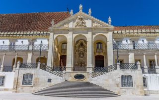 Rondreis Portugal - universiteit van Coimbra