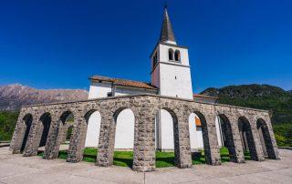 Rondreis Slovenië - Kobarid