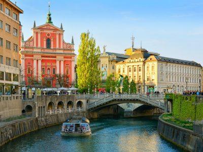 Rondreis Slovenië - Ljubljana